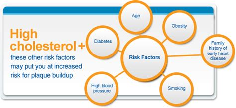 Cholesterol risk picture 3