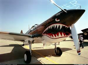 airplanes with teeth picture 5