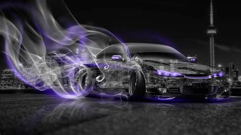 cars making smoke picture 5