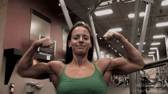 female muscle gifs picture 3