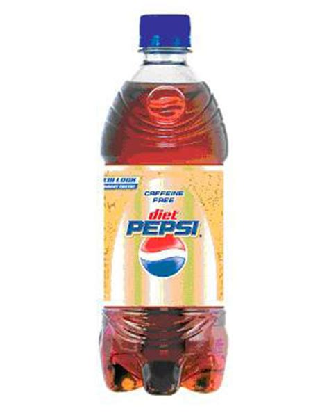 caffeine in a bottle of diet pepsi picture 1