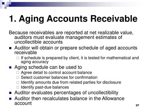 aging schedule for accounts receivables picture 5