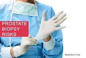 Prostate biopsy risks picture 1