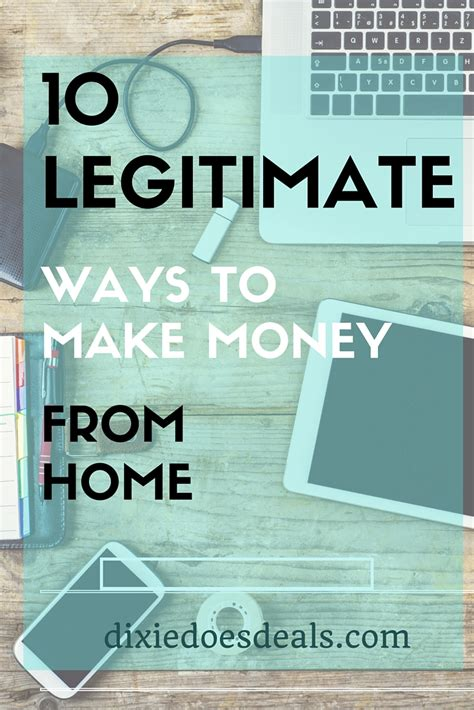 make money from home picture 1