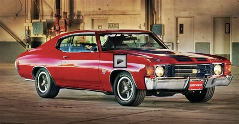 chevy muscle cars picture 1