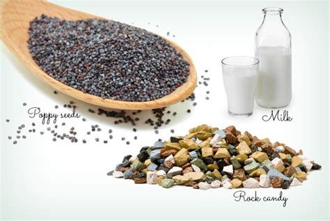 natural pain relief with poppy seed picture 1