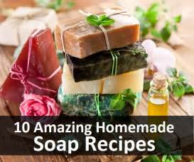 homemade herbal soap receipes picture 5