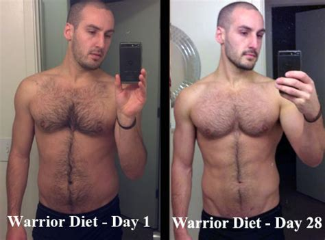 warrior diet results for women picture 9