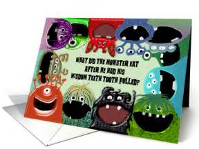 get well cards wisdom teeth picture 1