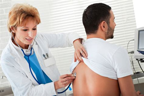 mens physical exams by lady doctors picture 1