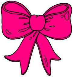 clip art- hair ribbon picture 3