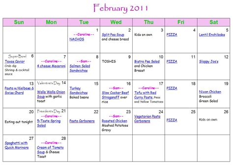 free printable diet plans picture 10