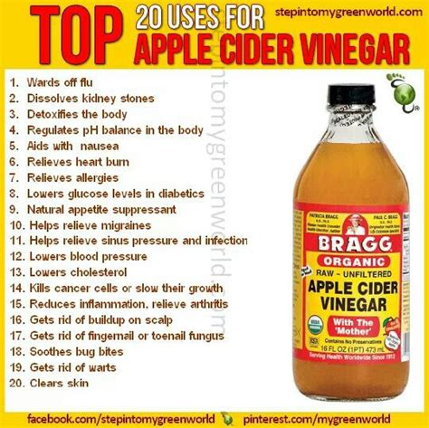 apple cider vinegar cleanse picture 2