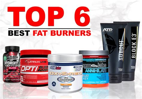 Top fat burning supplements picture 6