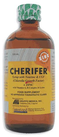 cherifer with zinc in mercury drug picture 13