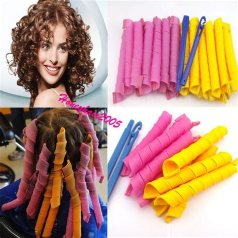 spiral hair curlers picture 5