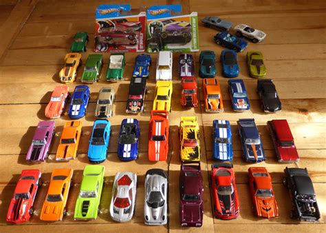 diecast muscle cars picture 2