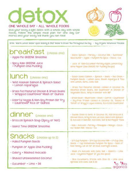 free printable liver detox plan picture 3