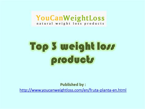 top weight loss products picture 7