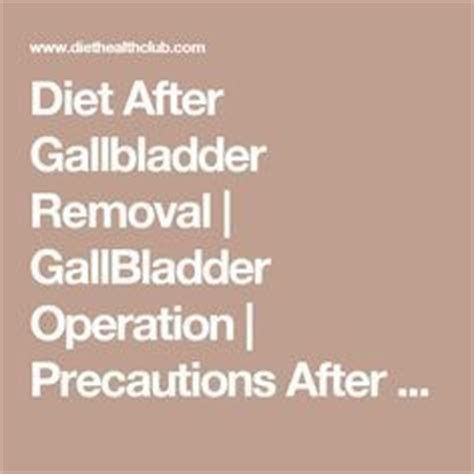 diet after gall bladder removal picture 10