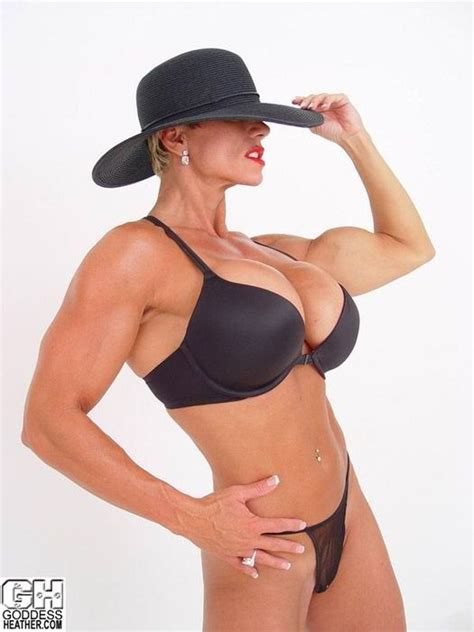 female muscle mixed wrestling picture 3
