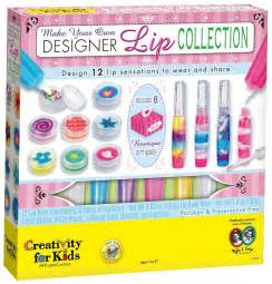 lip gloss making kit for kids picture 3