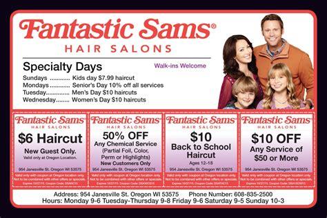 fantastic sams hair coupon picture 3