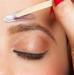 hot wax eyebrow hair removal picture 6