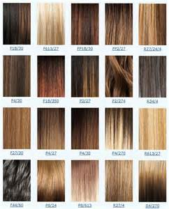 clarol hair chart picture 11