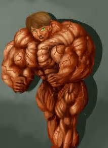 art muscles picture 13