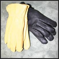 cabela's unlined buffalo skin gloves picture 15