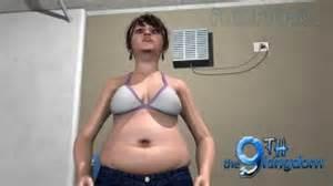 nadia doughnut weight gain picture 2