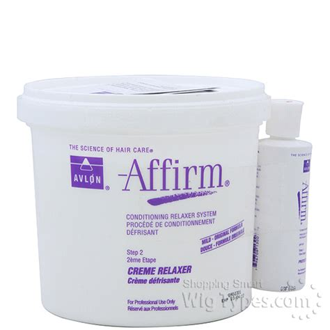 affrim hair relaxer picture 14