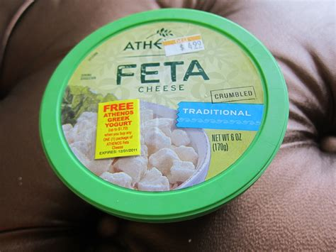 Cholesterol content of feta cheese picture 1