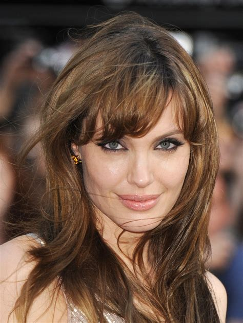 angelina jolie hair style picture 1