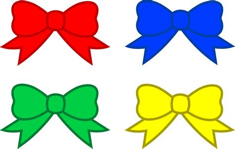 free hair ribbon clip art picture 14