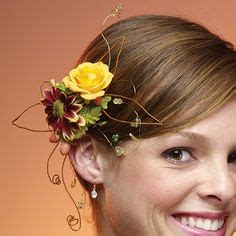 corsages for your hair picture 17