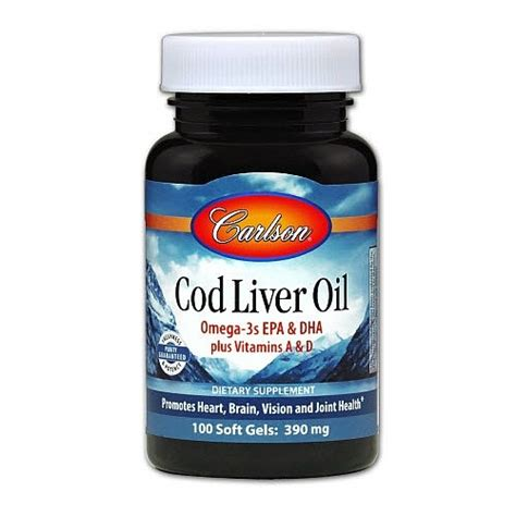 carlson cod liver oil capsules picture 7