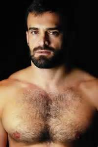 bearded hairy men picture 2