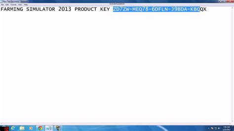 fs 2013 product key picture 1