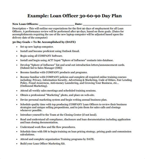 business plan example home loans picture 5
