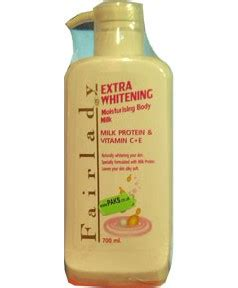 fairlady extra whitening milk protein reviews picture 2
