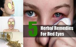 Herbal remedies for red eyes picture 1