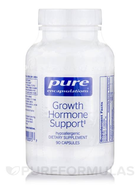 hgh (human growth hormone) support 90 tablet picture 1