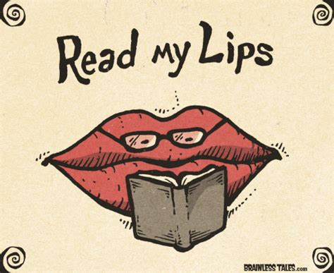 read my lips picture 1