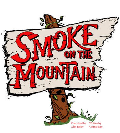smoke on the mountain script picture 1