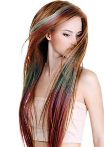 colours hair picture 13
