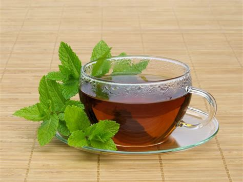 peppermint tea picture 6