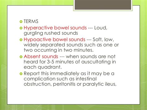intestinal blockage noise picture 1