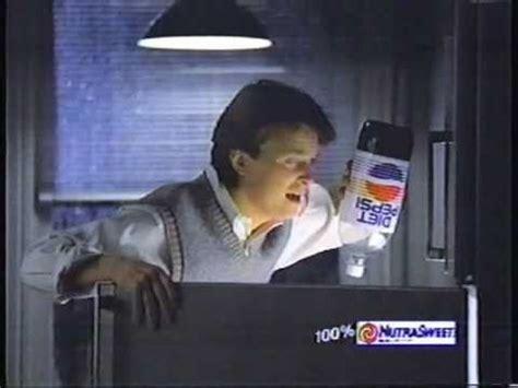 diet pepsi 1987 commercial picture 1